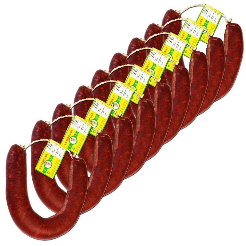 Chorizo Embutido La Serrana Olvera