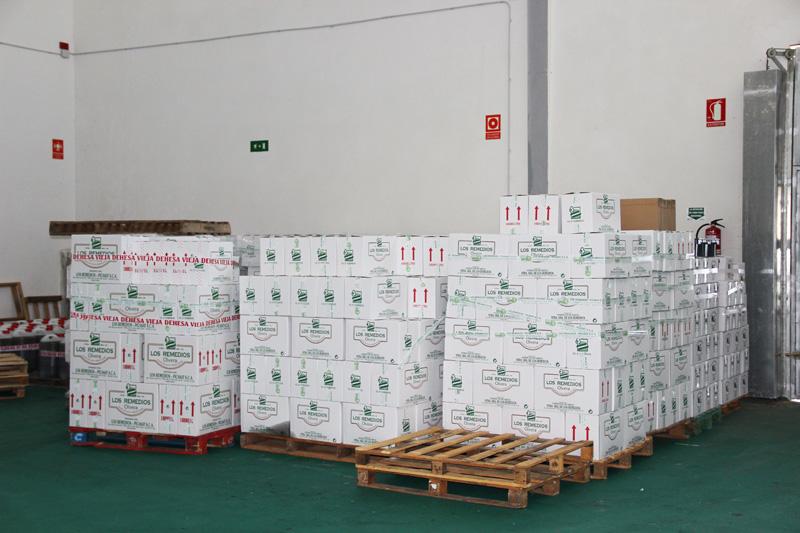 Fabrica Aceite de Oliva Virgen Extra