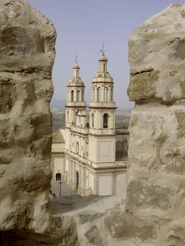 Iglesia de Olvera