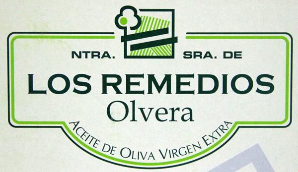Los Remedios Olvera Cadiz Aceite Oliva
