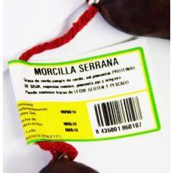 Morcilla La Serrana Olvera Embutidos