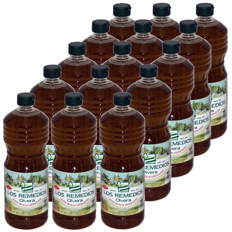 Aceite de Oliva Virgen Extra 1 Litro Los Remedios