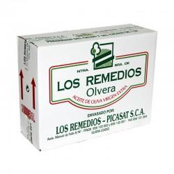 Aceite de Oliva Virgen Extra 3 Litro Lata Los Remedios