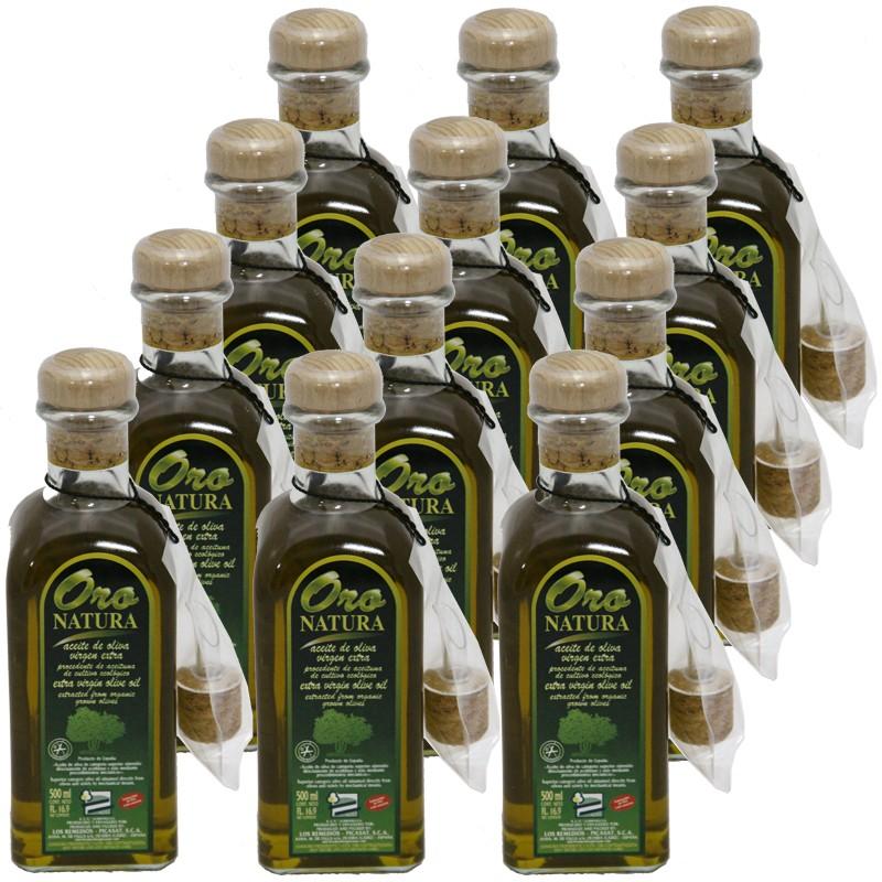 Aceite Oliva Virgen Extra Ecologico Los Remedios Botella 0.5L x 12 u